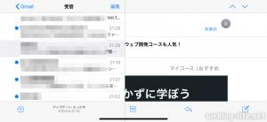 iPhone XR (テンアール) 拡大表示