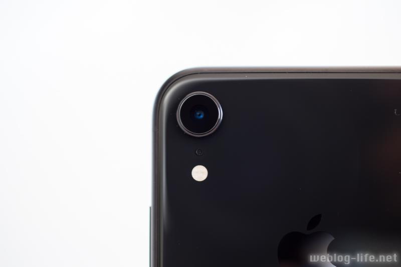 iPhone XR (テンアール) シングル レンズ