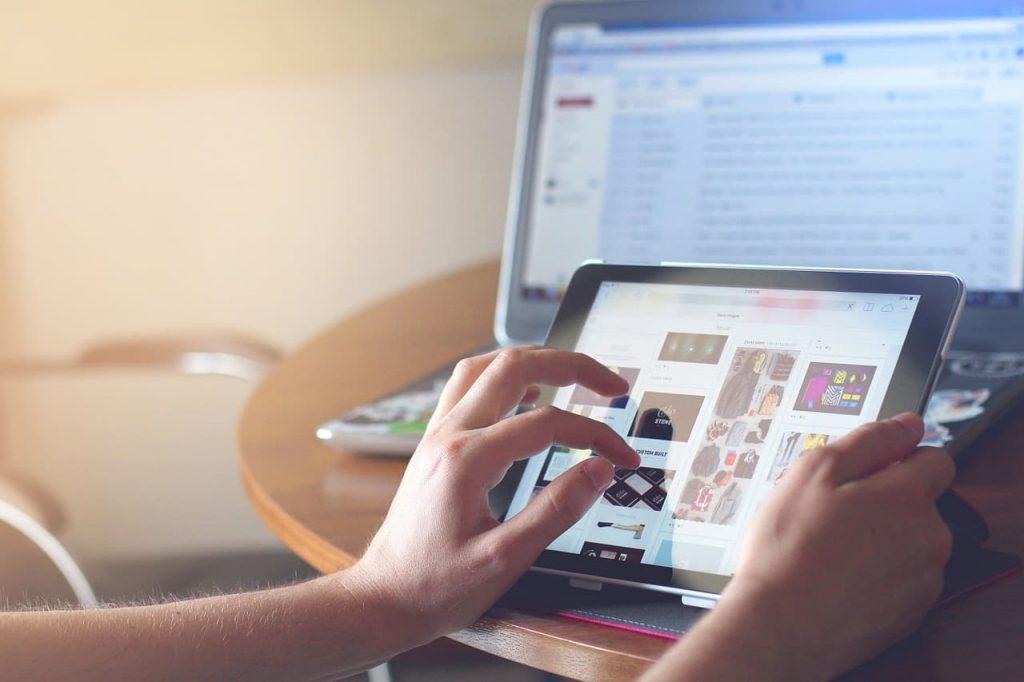 iPadを使う用途