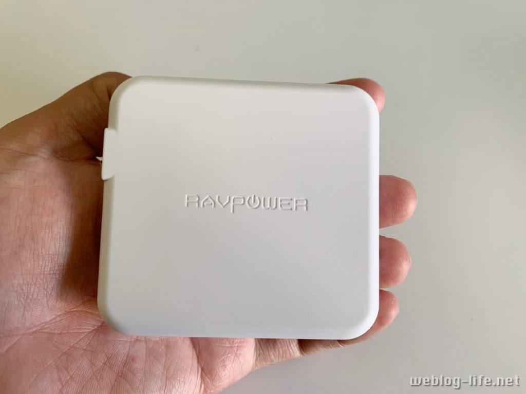 RAVPower RP-PB125 サイズ感